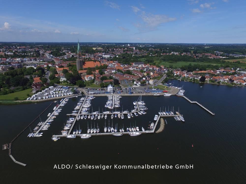 Stadthafen Schleswig